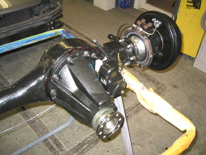 T100 Toyota Axle Parts