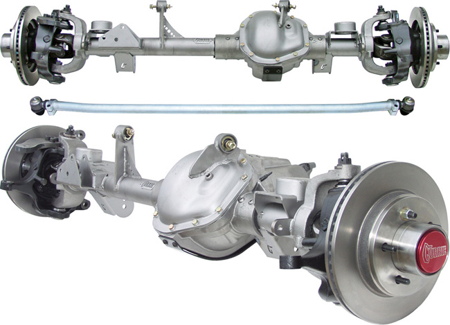 Currie RockJock Axles ~ RWK Haus Supply