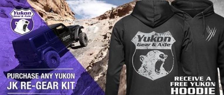 RWK Haus Yukon regear package free hoodie