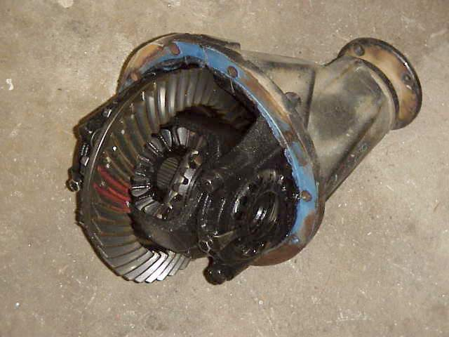 """8"""" Toyota Axle Parts"""